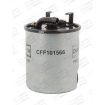 CHAMPION CFF101566 Gázolajszűrő, üzemanyagszűrő MERCEDES SPRINTER, VITO