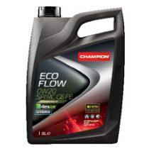 CHAMPION ECO FLOW 0W20 SP/RC G6 FE motorolaj