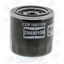 CHAMPION COF100110S Olajszűrő Fiat, Ford, Hyundai, Isuzu, Kia, Mazda, Mitsubishi, Opel, Smart, Subaru, Suzuki