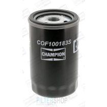 CHAMPION COF100183S Olajszűrő AUDI, SEAT, VW