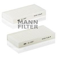 MANN Filter CU2327-2 Pollenszűrő HONDA CIVIC, CR-V, FR-V