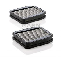 MANN Filter CUK18000-2 Aktívszenes pollenszűrő MERCEDES E W211, S211