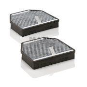 MANN Filter CUK2241-2 Aktívszenes pollenszűrő MERCEDES SLR, SL