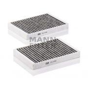 MANN Filter CUK2722-2 Aktívszenes pollenszűrő MERCEDES CL, S