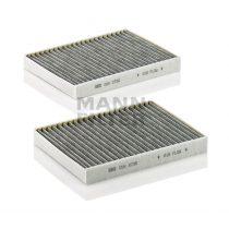 MANN Filter CUK2736-2 Aktívszenes pollenszűrő BMW E39