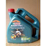 Castrol Magnatec Professional A3/B4 10w40 4 liter motorolaj