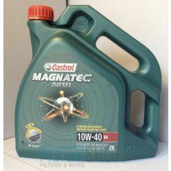 Castrol Magnatec Diesel 10W40 B4 4 L Motorolaj
