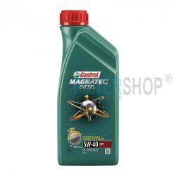 Castrol Magnatec Diesel 5W40 C3 DPF 4 L Motorolaj