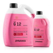 Dynamax Fagyálló hűtőfolyadék Koncentrátum Ultra G12 piros 5 Liter