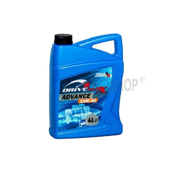 Drivemax Advance 10W40 4 Liter motorolaj