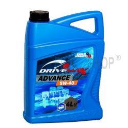 Drivemax Advance 5W40 4 Liter motorolaj