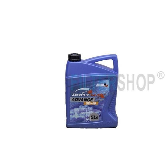 Drivemax Advance 5W40 5 Liter motorolaj