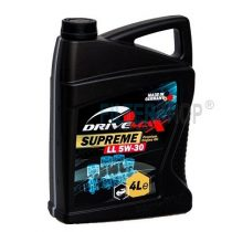 Drivemax Supreme LL 5W30 4 Liter motorolaj