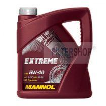 Motorolaj MANNOL Extreme A3/B3 5w40 4 L