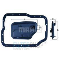 MAHLE HX149D Automataváltó szűrő, hidraulika szűrő Ford Fiesta, Focus, Focus C-Max, Mazda 3, 6