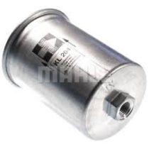 MAHLE KL204 Benzinszűrő, üzemanyagszűrő ALFA ROMEO, AUDI, FIAT, LANCIA, PEUGEOT, VOLSWAGEN
