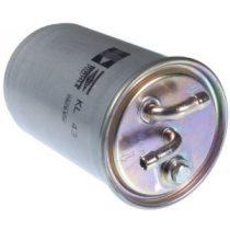 MAHLE KL43 Gázolajszűrő, üzemanyagszűrő HONDA ACCORD, CIVIC, CR-V, FR-V