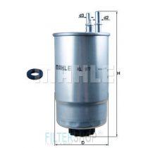 MAHLE KL977D Gázolajszűrő, üzemanyagszűrő Peugeot, Citroen, Fiat