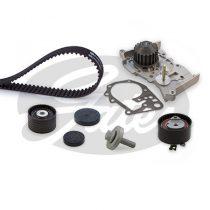 GATES PowerGrip® KP15671XS Vezérműszíj készlet vízpumpával Dacia, Renault, Nissan