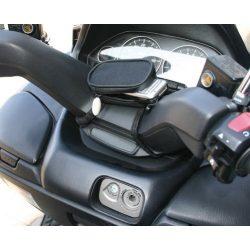 LAMPA LAM90264 Kormányra rögzíthető mobiltelefon tartó táska motorosoknak