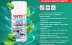LOCTITE Higiéniai spray, klímatisztító