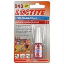 LOCTITE 243 Közepes szilárdságú, olajtűrő, magas hőállóságú csavarrögzítő 5 ml