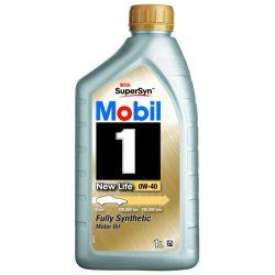 Motorolaj Mobil 1 New Life 0W40 1 Liter