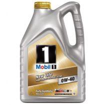 Motorolaj Mobil 1 New Life 0W40 4 Liter