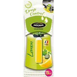 AROMA Car Drop Control autó illatosító Lemon