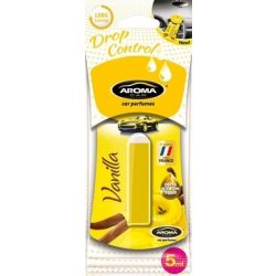 AROMA Car Drop Control autó illatosító Vanilla