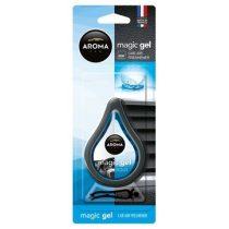 AROMA Car Magic Gel autó illatosító Aqua