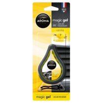 AROMA Car Magic Gel autó illatosító Vanilla