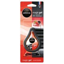 AROMA Car Magic Gel autó illatosító Red fruits