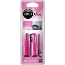 AROMA Car Clips autó illatosító Bubble Gum