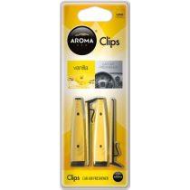 AROMA Car Clips autó illatosító Vanilla