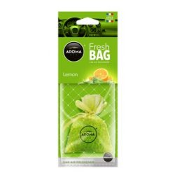 AROMA Car Fresh Bag autó illatosító Lemon