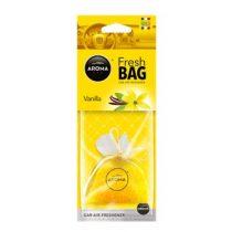AROMA Car Fresh Bag autó illatosító Vanilla