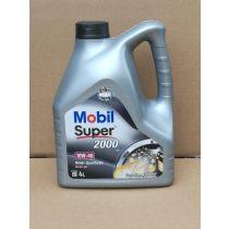 Motorolaj Mobil Super 2000 X1 10W-40 4 Liter