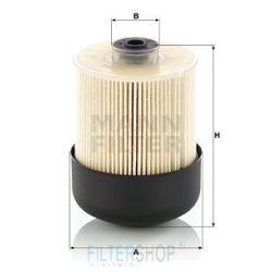 MANN Filter PU9009zKIT Gázolajszűrő, üzemanyagszűrő Dacia, Mercedes, Nissan, Renault, Dacia