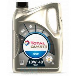 Motorolaj TOTAL QUARTZ 7000 10W40 5 L