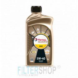 Motorolaj TOTAL QUARTZ 9000 5W40 1 L