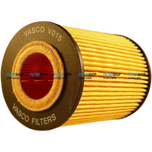 VASCO V015 Olajszűrő BMW SERIE 5, 6, 7, X5