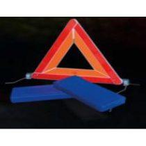 Elakadás jelző háromszög