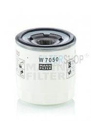 MANN Filter W7050 Olajszűrő Ford Transit, Tourneo Custom, Land Rover Defender, Peugeot Boxer