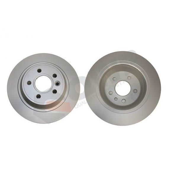 QWP WBD361 Hátsó féktárcsa Ford Focus, Galaxy, Kuga, Mondeo, S-max, Land Rover Freelander 2, Range Rover Evoque