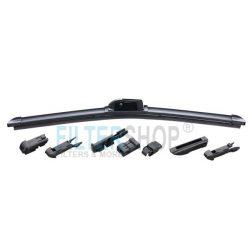 QWP WBF051 Ablaktörlő lapát UTASOLDALI 500 mm Audi A4, A5, A7, Q3, Q5