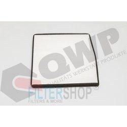 QWP WCF353 Pollenszűrő VOLVO S60, S70, S80, V70, XC70, XC90