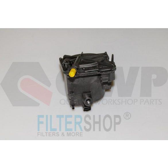 QWP WFF1193 Gázolajszűrő, üzemanyagszűrő 1.4-1.6 HDi