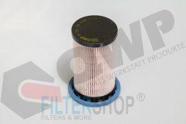 QWP WFF691 Gázolajszűrő, üzemanyagszűrő Audi, Seat, Volkswagen