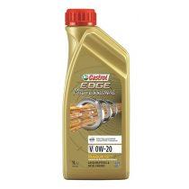 Castrol EDGE Professional V 0W20 1 Liter motorolaj